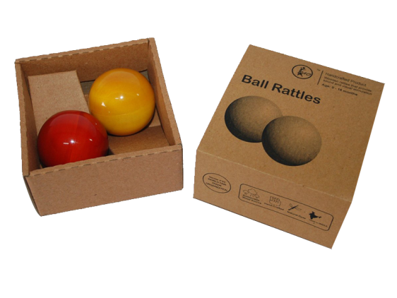 Wooden Ball Rattles – shop online India