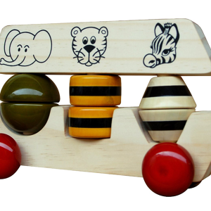 Noah's Ark, channapatna toys, 2 to 3 years, maya organic
