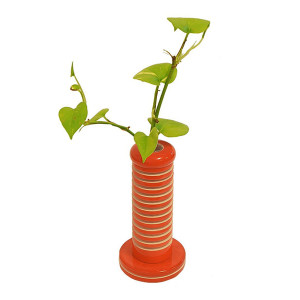 Reed Plant holder Orange