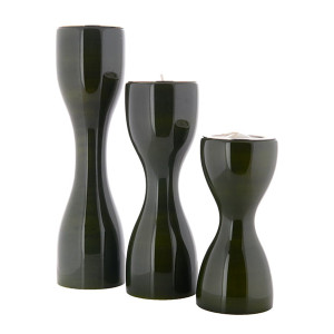 Triune Green Set of 3
