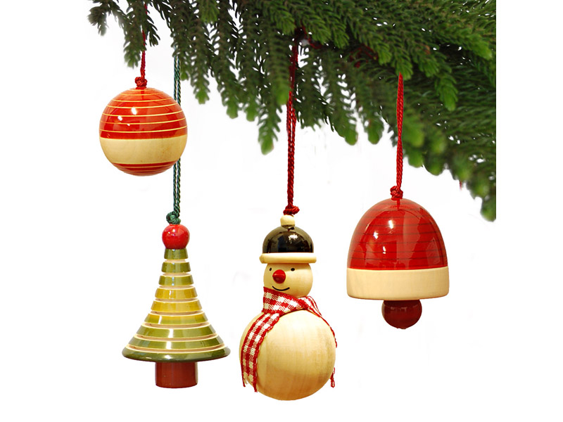 Wood Christmas Decorations.Wooden Christmas Decor Yulets Collection 2