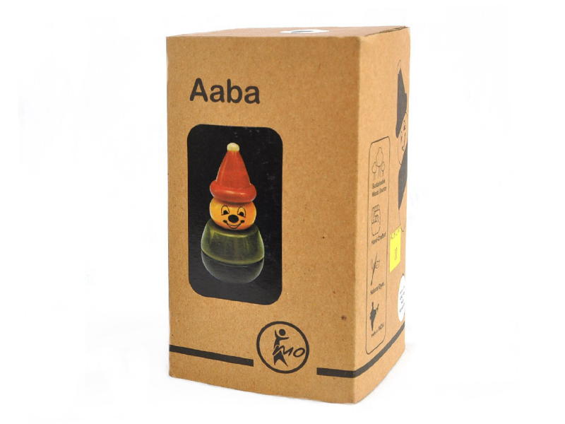 Aaba - Channapatna toys - Maya Organic - 1 to 2 years