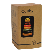 Cubby - Channapatna toys - Maya Organic - 1 to 2 years