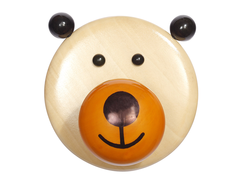 Peggy Bear - Channapatna Wooden Home Décor buy online
