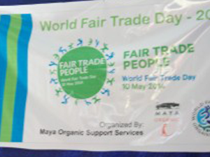 Workshop on Fair Trade at Maya Organic